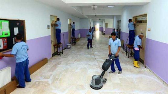 Okullara Güvenlik Görevlisi ve Temizlik Personeli Alınacak